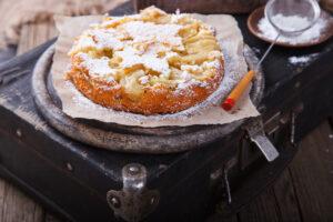 Alpine Cardiology - heart healthy Apple Cake