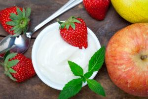 Alpine Cardiology Yogurt fruit dip
