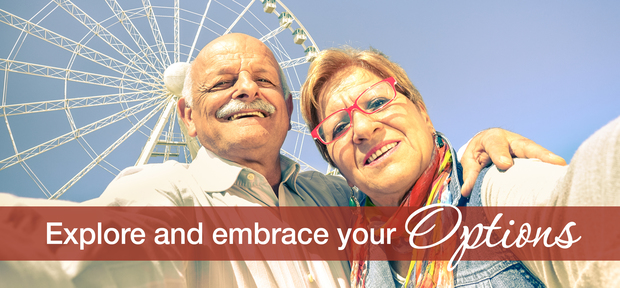 Explore and Embrace your Options - Life After a Heart Attack
